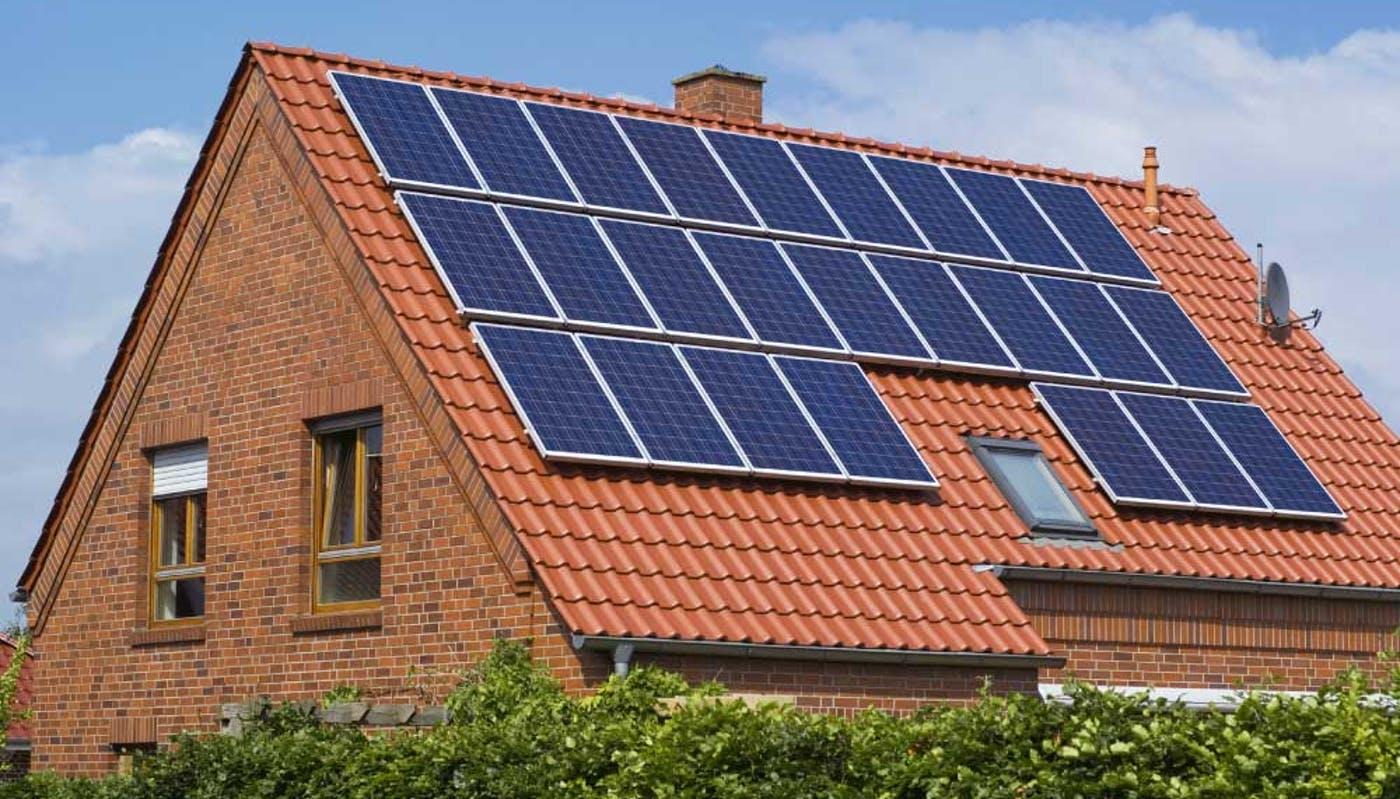 Café Réno sur les panneaux photovoltaïques