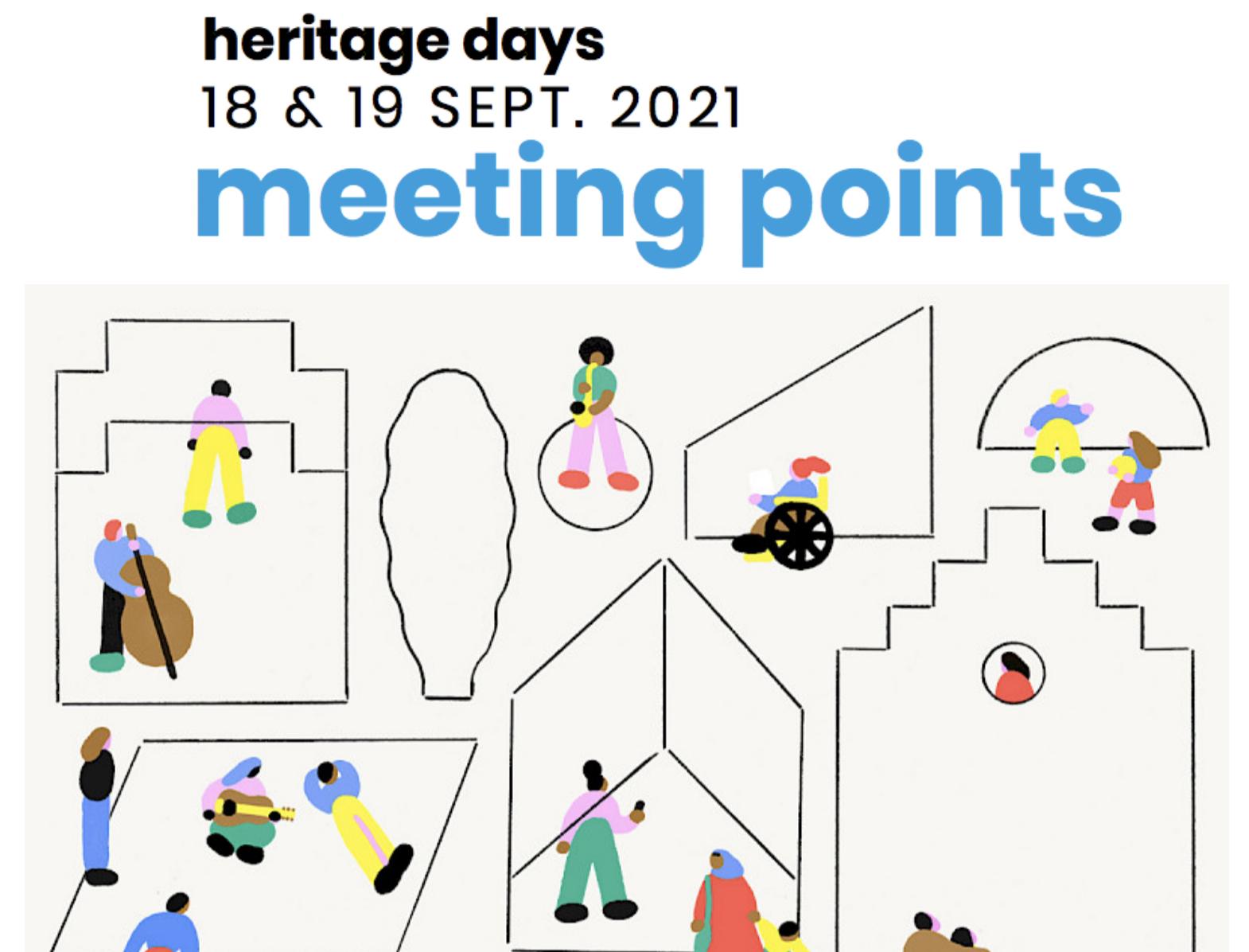 Journées du Patrimoine – 2 visites prévues