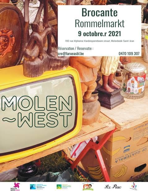Brocante Rommelmarkt